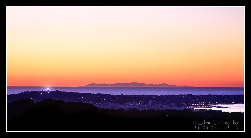 A Corsican Dawn